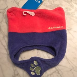 Infant Columbia winter hat